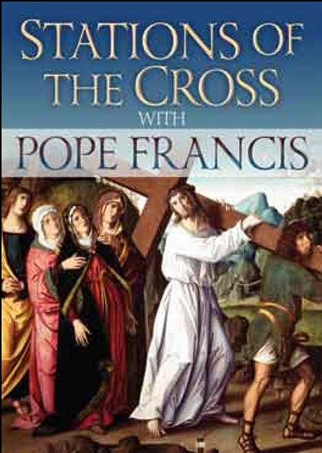 Stations of the Cross with Pope Francis - Booklet