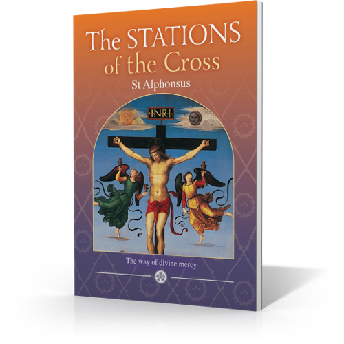 Stations of the Cross: The Way of Divine Mercy
