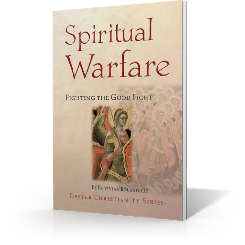 Spiritual Warfare: Fighting the Good Fight - Booklet