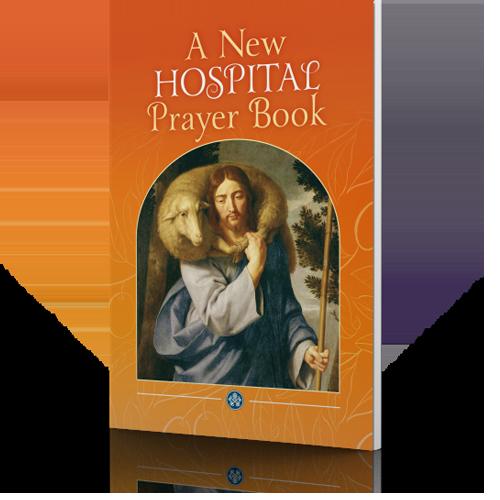 A New Hospital Prayer Book - Booklet