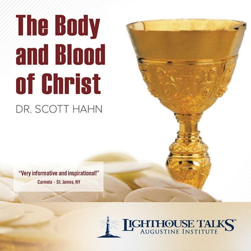 The Body and Blood of Christ (CD)