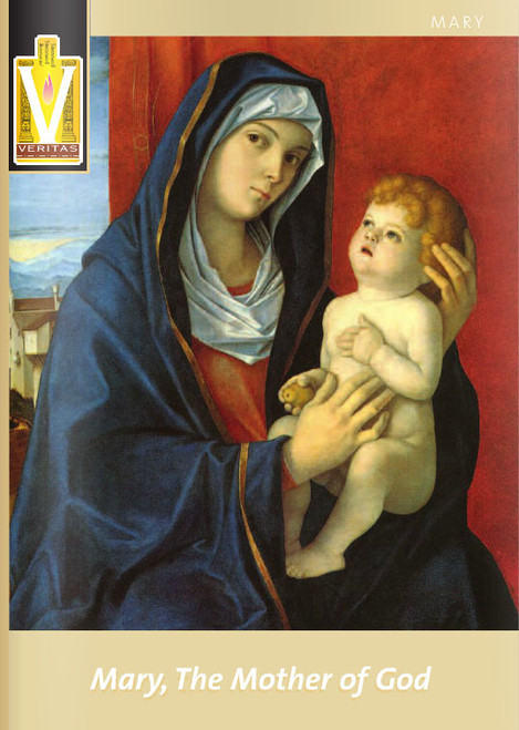 Mary, The Mother of God - Booklet