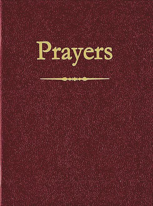 Prayers - Booklet