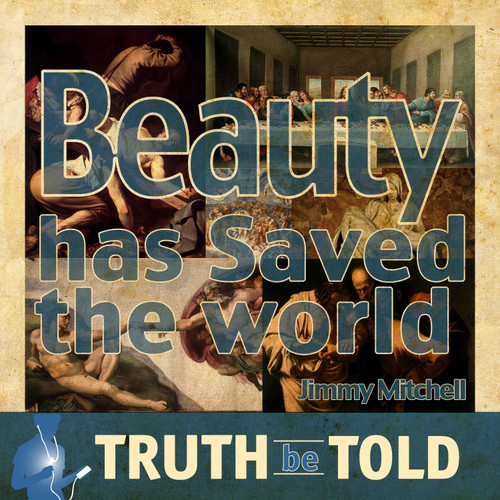 Beauty has Saved the World (MP3)