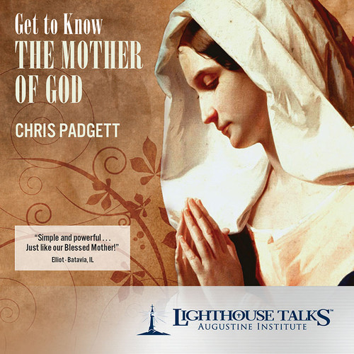 Get to know the Mother of God (CD)