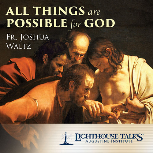 All Things Are Possible for God (CD)