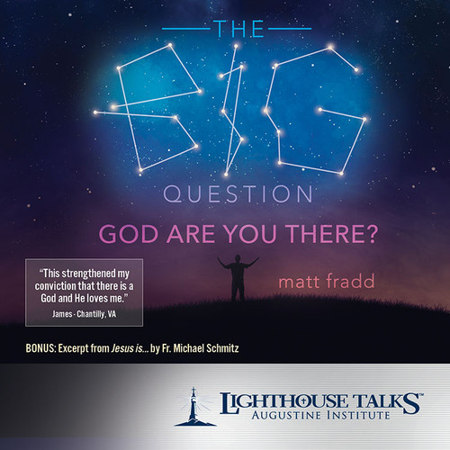 The Big Question: God Are You There? (CD)