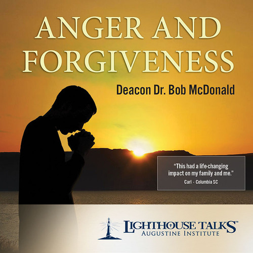 Anger and Forgiveness (CD)