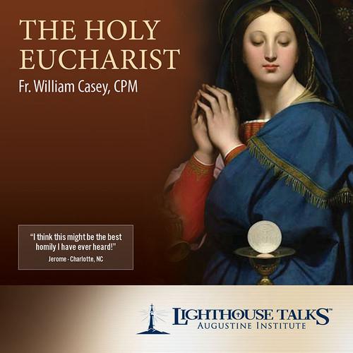 The Holy Eucharist (CD)