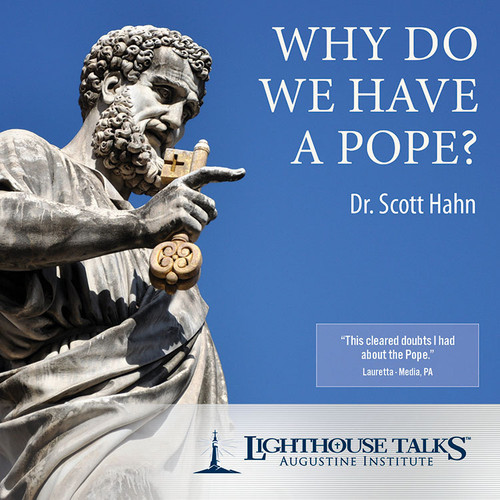 Why Do We Have a Pope? (CD)