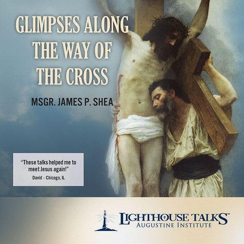 Glimpses Along The Way of the Cross (CD)