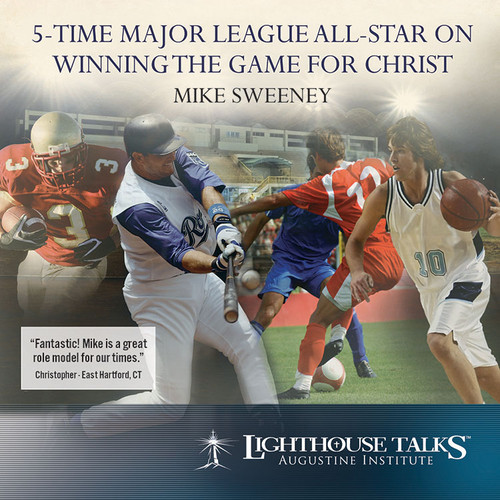 5-Time Major League All-Star on Winning the Game for Christ (CD)