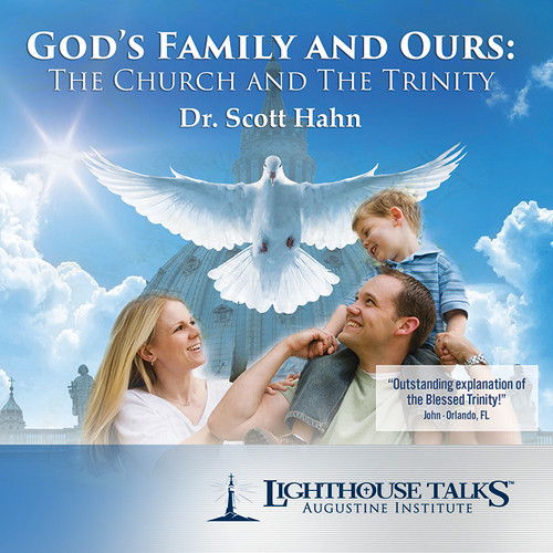 God's Family and Ours: The Church and the Trinity (CD)