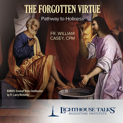 The Forgotten Virtue: Pathway to Holiness (CD)