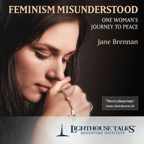 Feminism Misunderstood:  One Woman's Journey to Peace (CD)