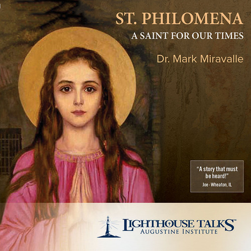 St. Philomena- A Saint For Our Times (CD)