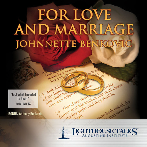 For Love and Marriage (CD)
