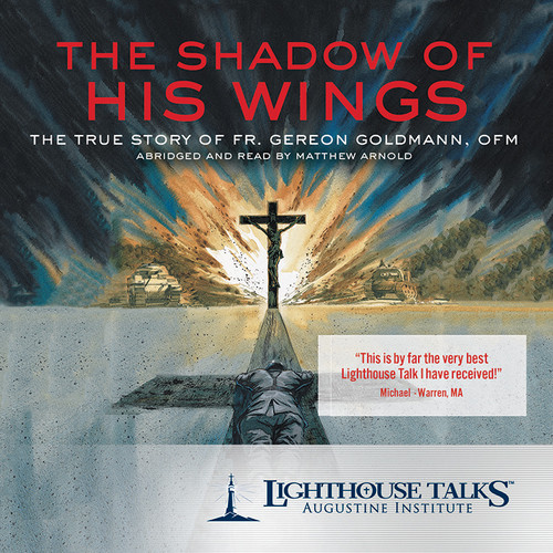 The Shadow of His Wings (CD)