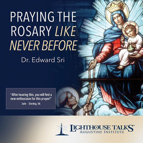 Praying the Rosary Like Never Before (CD)