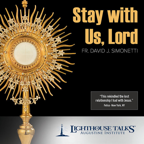 Stay With Us Lord (CD)