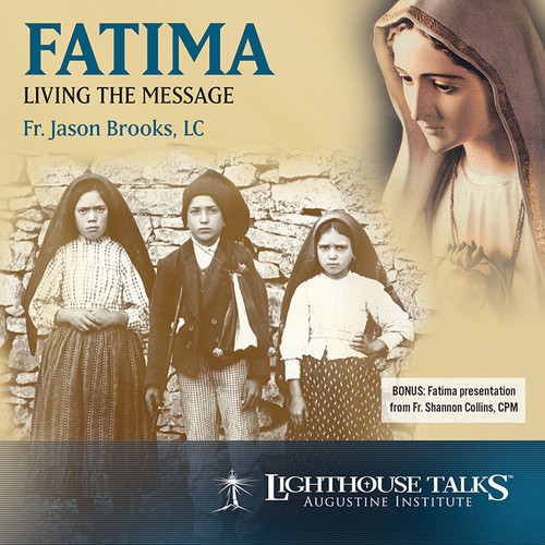 Fatima: Living the Message (CD)