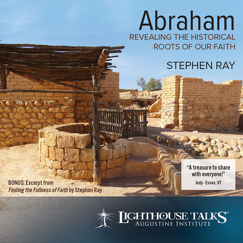 Abraham: Revealing the Historical Roots of our Faith (CD)