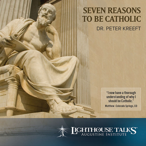 Seven Reasons to be Catholic (CD)