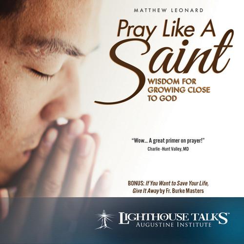 Pray Like a Saint (CD)
