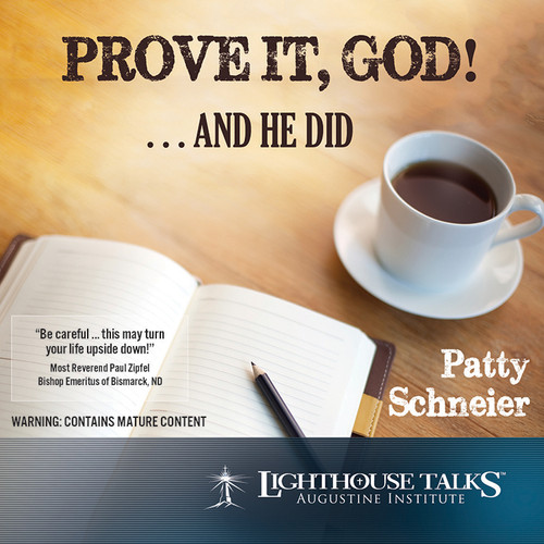 Prove it, God ... and He did! (CD)