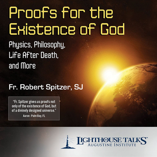 Proofs for the Existence of God (CD)