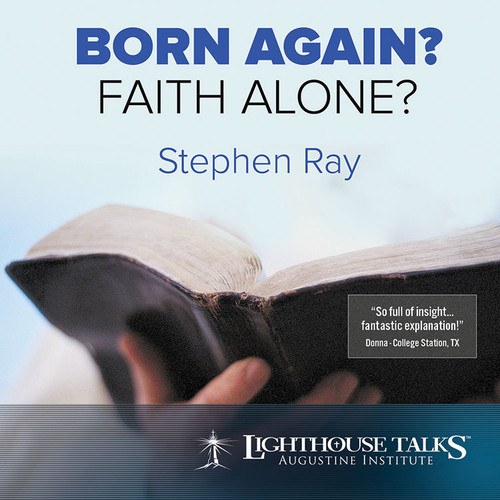 Born Again? Faith Alone? (CD)