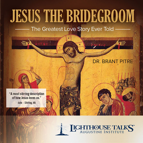 Jesus the Bridegroom: The Greatest Love Story Ever Told (CD)
