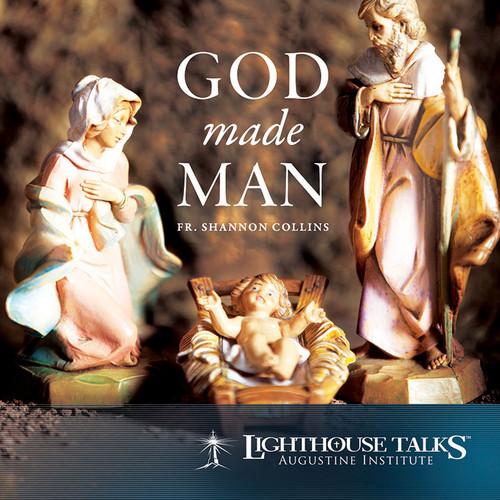God Made Man (CD)