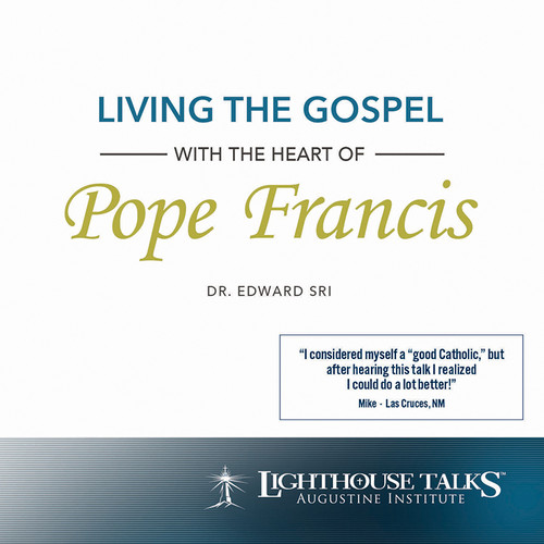 Living the Gospel with the Heart of Pope Francis (CD)