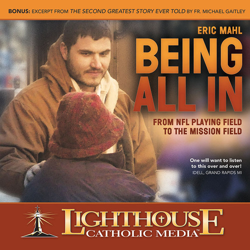 Being All In (CD)
