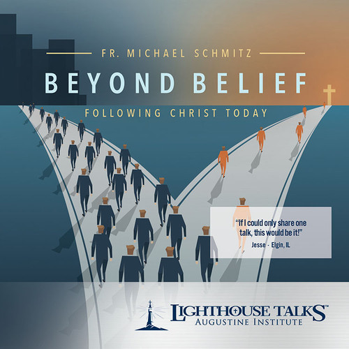 Beyond Belief: Following Christ Today (CD)