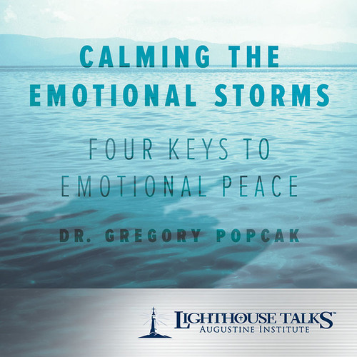 Calming the Emotional Storms Cover