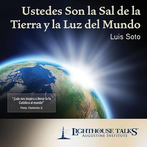 Ustedes Son La Sal De La Tierra y La Luz Del Mundo (CD)