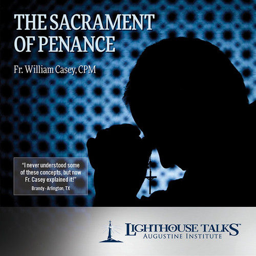 The Sacrament of Penance (CD)