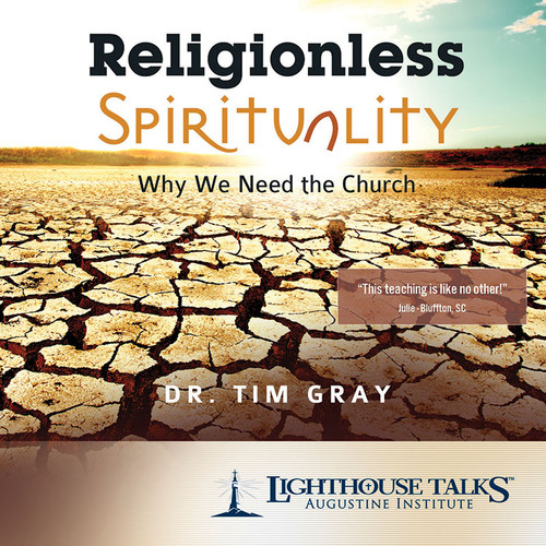 Religionless Spirituality: Why We Need the Church (CD)