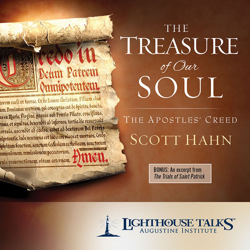 The Treasure of Our Soul: The Apostles' Creed (CD)