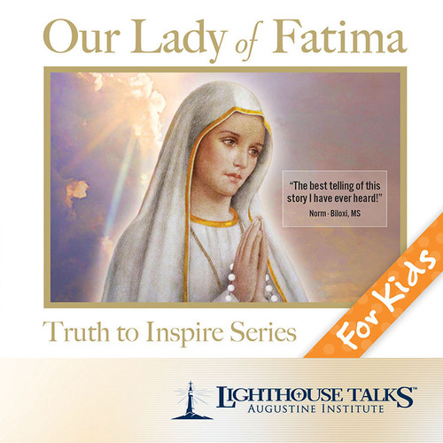 Our Lady of Fatima (Truth to Inspire Series) (CD)