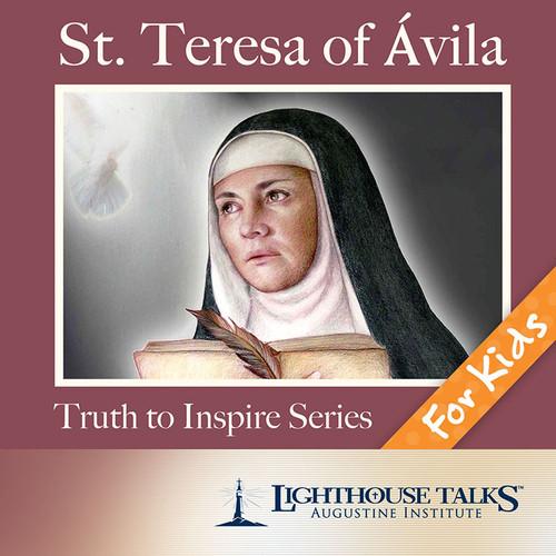 St. Teresa of Avila (CD)