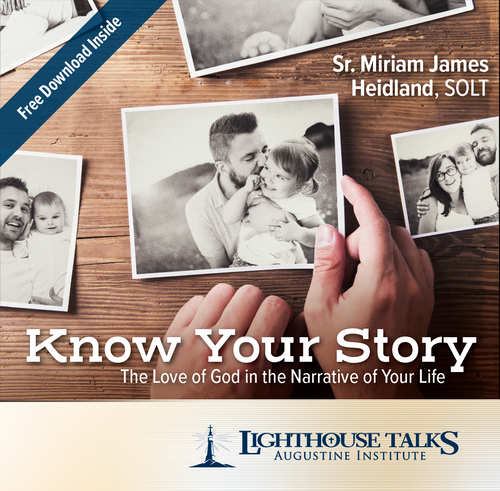 Know Your Story: The Love of God in the Narrative of Your Life (CD)