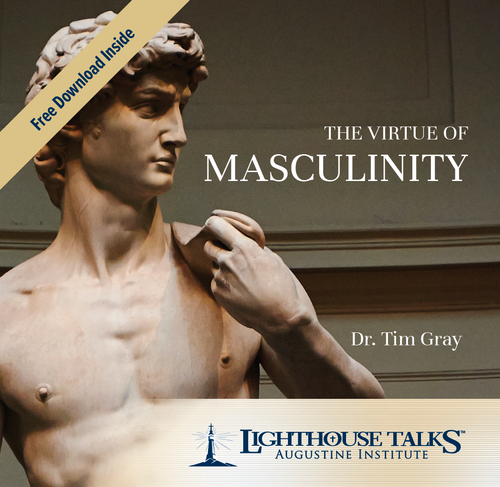 The Virtue of Masculinity (CD)