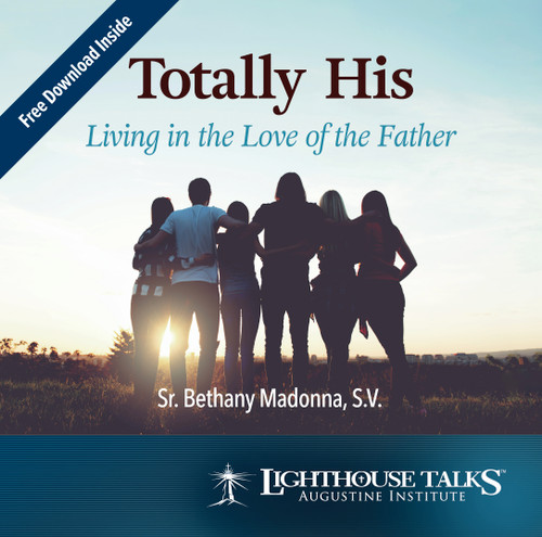 Totally His: Living in the Love of the Father (CD)