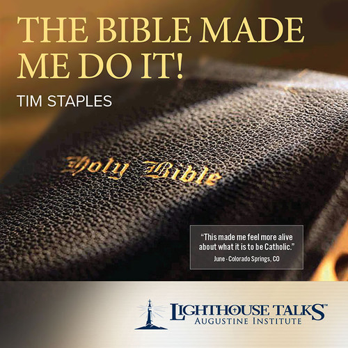 The Bible Made Me Do It (CD)