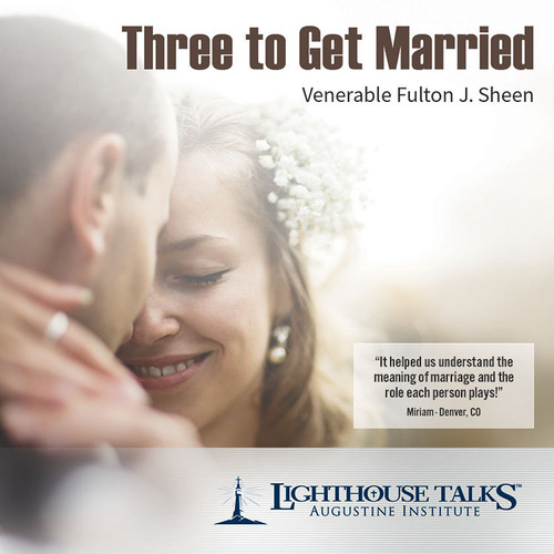 Three to Get Married (CD)