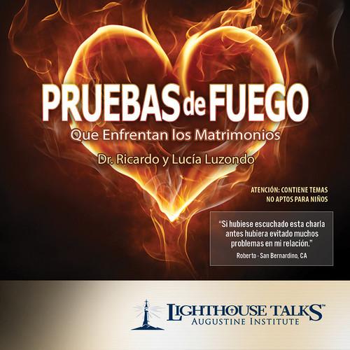 Pruebas de Fuego (CD)
