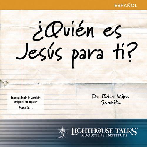 ¿Quién es Jesús para ti? (CD)